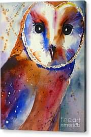 Eyes Of The Guardian Acrylic Print