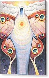 Eyes Of The Soul Acrylic Print