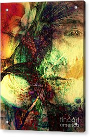 Eyes To See Acrylic Print