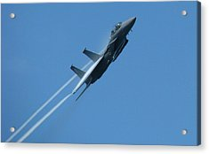 F-15 Strike Eagle Acrylic Print