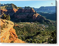 F And B Ridge 07-021 Acrylic Print