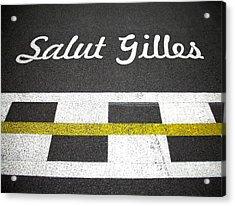 F1 Circuit Gilles Villeneuve - Montreal Acrylic Print