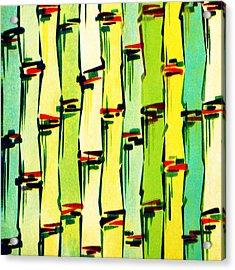 Fabulous Bamboo Acrylic Print