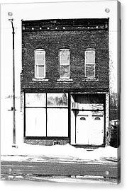 facade No.2 Acrylic Print