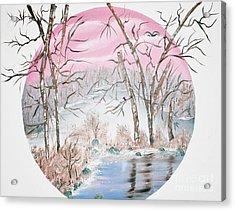 Faccino Acrylic Print