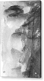 Face Acrylic Print by Skip Nall