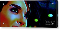 Facing The New Dawn Acrylic Print by Dolly Mohr