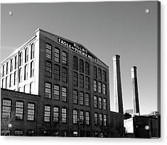 Factory Acrylic Print