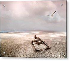 Faded Dreams Acrylic Print by Jacky Gerritsen
