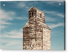 Faded Time Acrylic Print by Todd Klassy