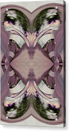 Fading Four Directions Memorized - Something For Sarah Centerville 2015 Acrylic Print by James Warren