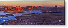 Fading Light Acrylic Print