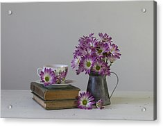 Acrylic Print featuring the photograph Fading Memories by Kim Hojnacki