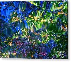 Faerie Frenzy Acrylic Print