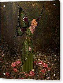 Faerie Ring Acrylic Print