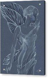 Faery Shadow Acrylic Print