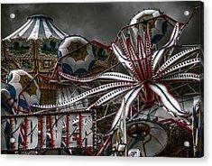 Fairground Rides Acrylic Print