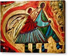 Fairie Messengers Acrylic Print