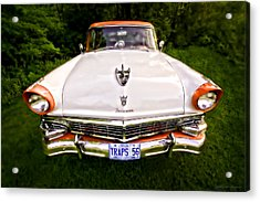 Fairlane Acrylic Print by Jerry Golab