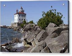 Fairport Harbor Lighthouse Acrylic Print