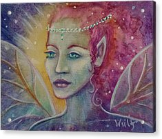 Fairy Fantasy Acrylic Print