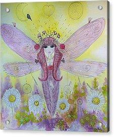 Fairy Messenger  Acrylic Print