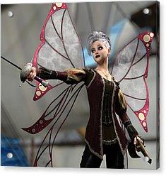 Fairy Piracy 2 Acrylic Print
