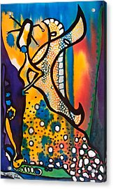 Fairy Queen - Art By Dora Hathazi Mendes Acrylic Print