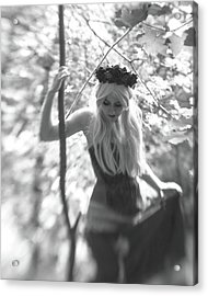 Fairy Queen Acrylic Print
