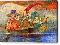 Fairy Acrylic Print by Svetlana and Sabir Gadzhievs