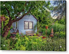 Fairy Tale Land Acrylic Print