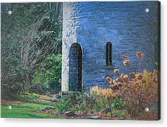 Fairy Tale Tower Acrylic Print by Patrice Zinck
