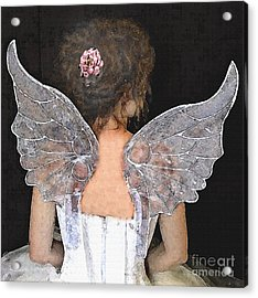 Fairy Wings Acrylic Print