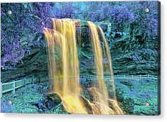 Fairyland Falls Acrylic Print