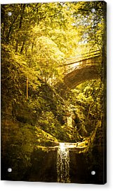 Fairyland In Matthiessen Acrylic Print