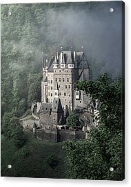 Fairytale Castle In Germany Acrylic Print