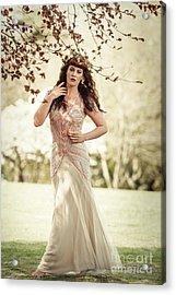 Fairytale Woman Acrylic Print