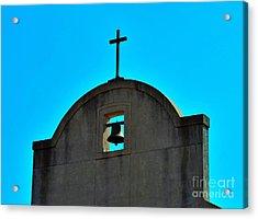 Acrylic Print featuring the photograph Faith by Ray Shrewsberry