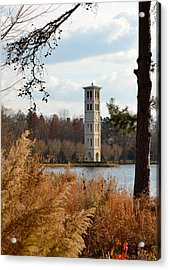 Fall At Furman Acrylic Print
