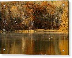 Fall Cove Acrylic Print