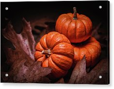 Fall Fruits Acrylic Print