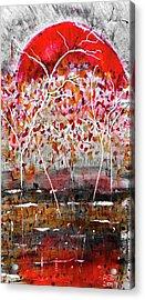 Fall-iage V2.0 Acrylic Print