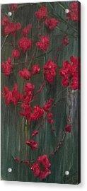 Fall Ivy Acrylic Print by Joann Renner