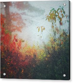 Fall Magic Acrylic Print
