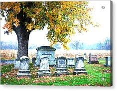 Fall Memories Acrylic Print