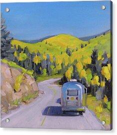 Fall Road Trip Acrylic Print