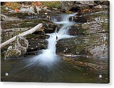 Fall Serenity Acrylic Print