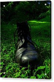 Fallen Soldier Acrylic Print