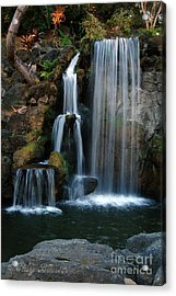 Falling For You Acrylic Print by Clayton Bruster