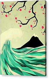 Falling In Love Acrylic Print